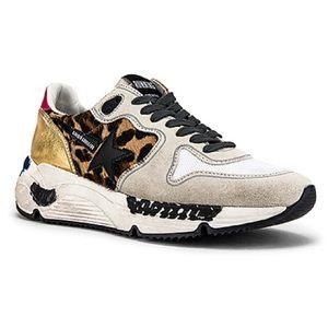 Golden Goose Running Sole Sneakers Sz 40